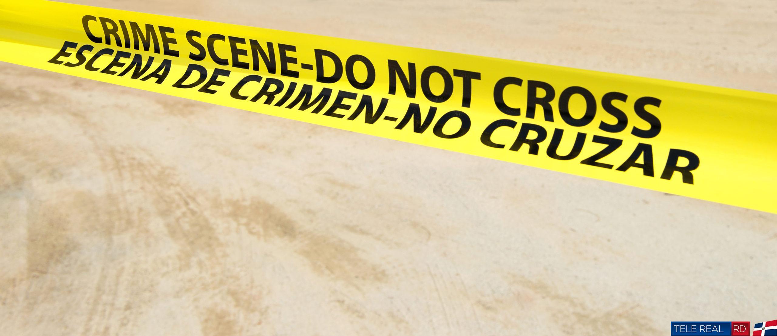 esena de crimen