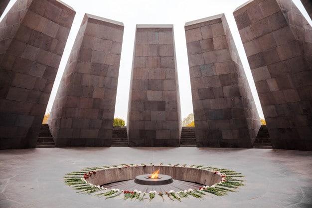 Memorial del genocidio armenio